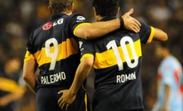 Riquelme le hizo la Gran Icardi a Palermo