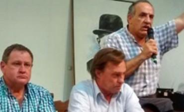 """El intendente Cecco arremetió contra la conducción radical provincial: """"Dirigen de manera vergonzosa"""", apuntó"""