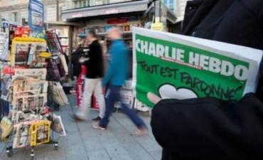 Se agotó el primer número de Charlie Hebdo tras el atentado