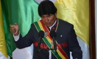 Evo Morales asumió su tercer mandato con un fuerte compromiso social