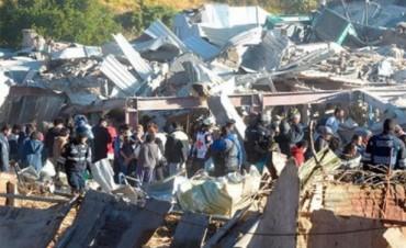 Milagroso rescate de bebés en la maternidad mexicana destruida por una explosión