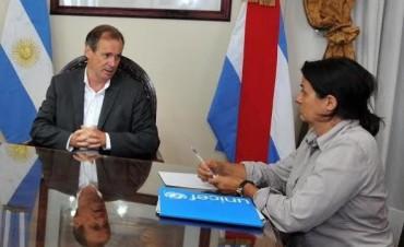 Unicef ofreció asesoría técnica a Entre Ríos por las inundaciones