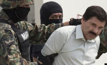 Recapturaron en México al capo narco Chapo Guzmán