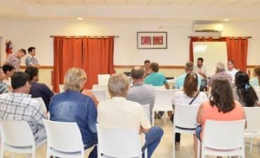 El Municipio se reunió con distintas cooperativas agropecuarias de la zona