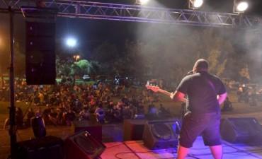"""Exitoso """"Keka Fest"""" en el Camping Municipal"""