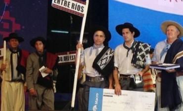 Jinete entrerriano se coronó ganador en el Festival de Doma y Folklore Jesús Maria
