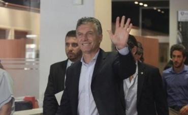 Mauricio Macri viajará mañana al foro económico de Davos