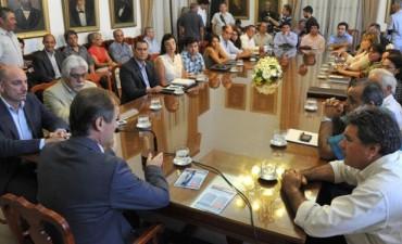 Provincia y municipios acordaron acciones directas para la eliminación del vector transmisor del dengue