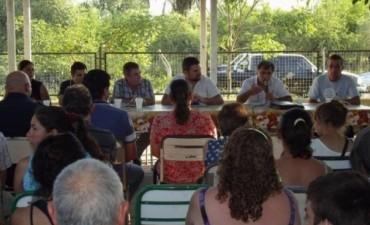 El Municipio avanza en un proyecto de reconversión productiva en Colonia Federal
