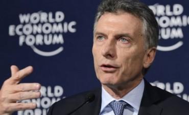 Macri cerró su paso por Davos y dijo que no hay resultados concretos con los holdouts