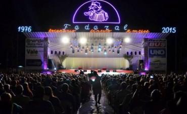 Preparativos de la 41º edición del Festival Nacional del Chamamé