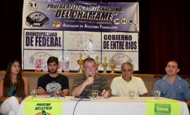 Presentación oficial de la Prueba Atlética Internacional del Chamamé