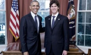 Martín Lousteau contó la intimidad de su encuentro con Obama