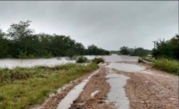 Vialidad informó sobre el estado de los caminos en las zonas más afectadas por las lluvias