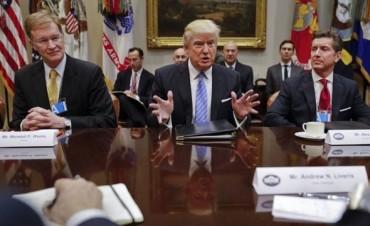 Donald Trump retiró a Estados Unidos del Acuerdo comercial del Transpacífico