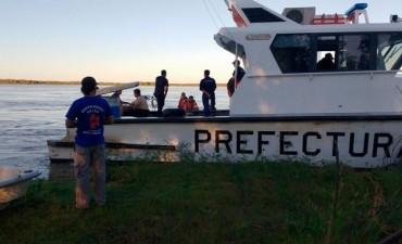 Encontraron un cuerpo en el río Paraná, en zona de islas frente a La Paz