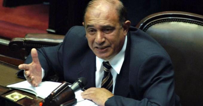 Murió el ex diputado peronista José María Díaz Bancalari