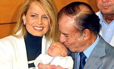 El hijo de Menem y Bolocco no sería del ex presidente