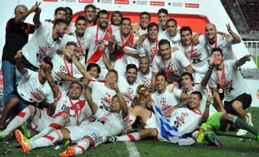 River derrotó a San Lorenzo y se quedó con el primer título del año
