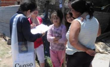 Se hará censo poblacional infantil en barrios de Federal