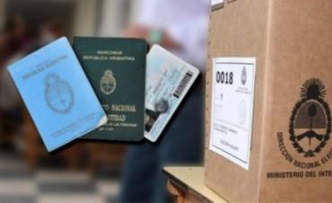 Elecciones 2015: conocé cuáles son los documentos habilitados para votar