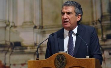 Urribarri dará su último discurso como gobernador ante la Asamblea Legislativa