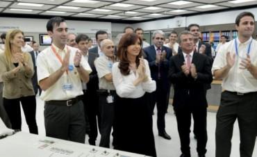 """Cristina: """"Este Gobierno no permite que nadie le marque la cancha"""""""
