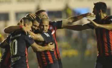 San Lorenzo también se sumó a la cima con una victoria ante Defensa y Justicia