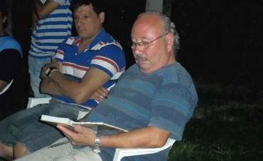 José Martínez ya presidió la reunión semanal de la L.F.F.