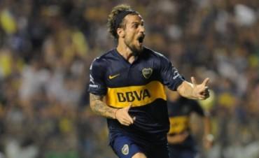 Con el debut en la red de Osvaldo, Boca se llevó el triunfo ante Wanderers