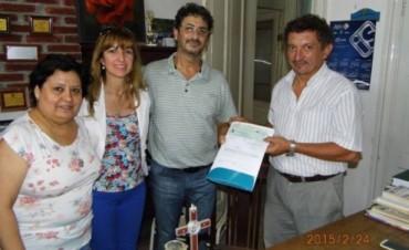 La escuela agrotécnica de Federal recibió un nuevo aporte por 900 mil pesos