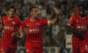 Independiente vuelve al triunfo de visitante ante Quilmes