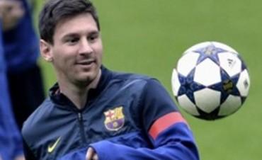 Lionel Messi fue operado para solucionar sus problemas renales