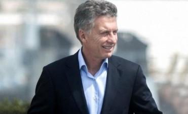 Macri recorrió el espacio Memoria y Derechos Humanos en la ex Esma