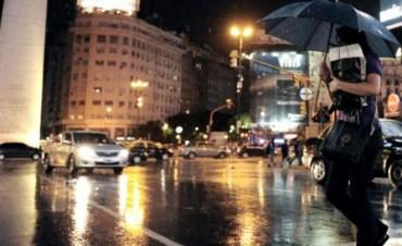 Se espera otra jornada agobiante y lluvias
