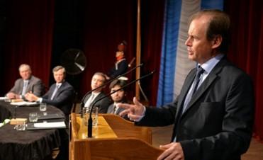 El discurso de Bordet: todas las repercusiones