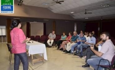 Se reunió la Mesa Ambiental de monitoreo al Río Gualeguay