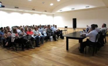 El turismo entrerriano debatió lineamientos de trabajo en Villaguay