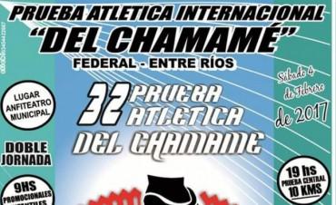 32º EDICIÓN DE LA PRUEBA ATLÉTICA INTERNACIONAL DEL CHÁMAME