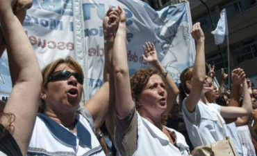 Informe: El salario docente no es decente