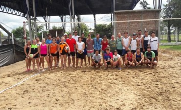 TORNEO DE BEACH VÓLEY