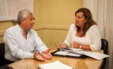 Se firmó un convenio para mejorar la red vial de Concepción del Uruguay