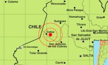 Fuerte sismo y réplica en Jujuy: se sintió también en Tucumán y Catamarca