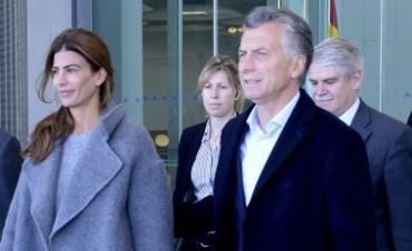 El presidente Macri inició su visita de Estado a España