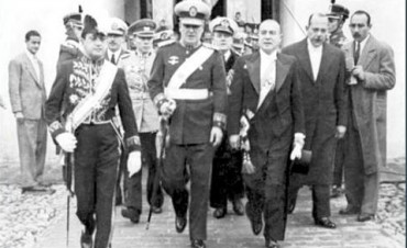 24 DE FEBRERO COMO H OY:  DE 1946 es ELEGIDO EL PRIMER GOBIERNO PERONISTA...