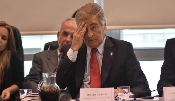 Aguad le ofreció la renuncia a Macri