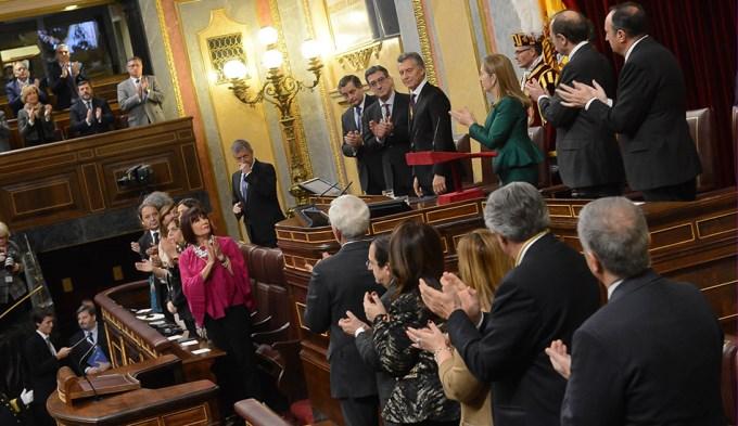 Macri y un mensaje de unión en España: