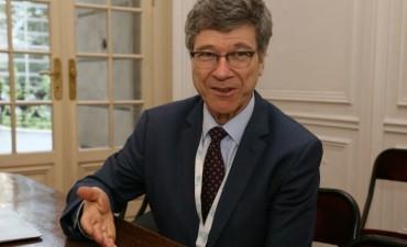 """Jeffrey Sachs: """"No desarrollen algo que se llama Vaca Muerta"""""""