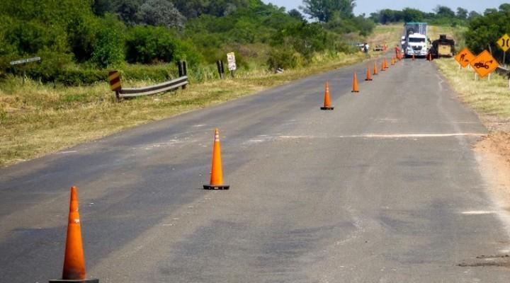 Rehabilitarán un tramo de la ruta 20 y construirán una rotonda en Urdinarrain