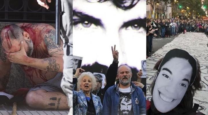 Amnistía Internacional encendió el alerta por la represión de la protesta en Argentina